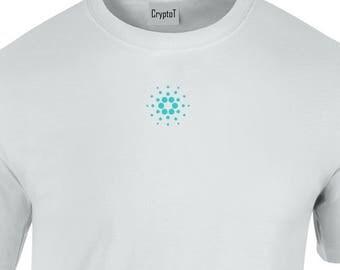 CryptoT Cardona ADA Logo Tshirt