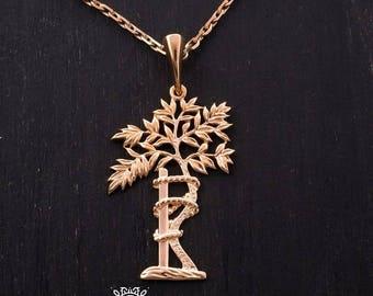 Tree of Andry Necklace-Medical Necklace-Symbol of Medicine-Orthopedics-Orthopedics Gift-Trauma Gift-Trauma Recovery-Doctor Gift-Medical Gift