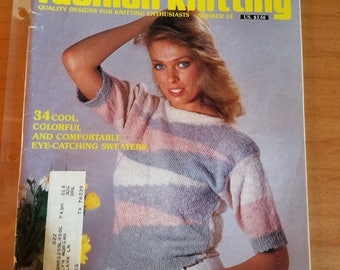 Fashion Knitting No. 18 Knitting Magazine
