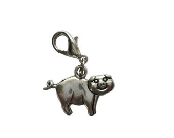Pig pendant of charms charm bracelet Exchange trailer