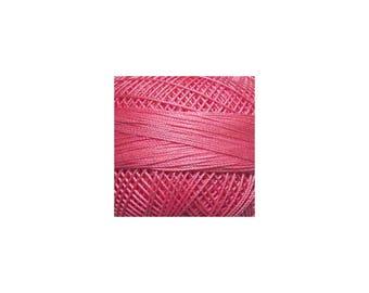 Lizbeth Thread Size 10 Solid: #628 Salmon Medium