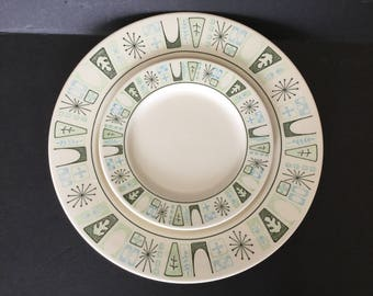 Cathay Dinner & Bread Plates, by Taylor Smith Taylor