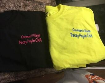 Adult personalized shirts