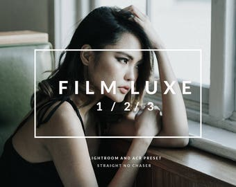 Film Luxe- A cinematic Lightroom and ACR preset for Editorial, Lifestyle, and Travel Photography.