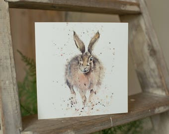Heather Hare Card