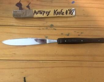 1970's Autopsy Knife