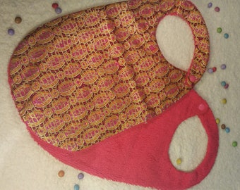 2 bibs ethnic and chic