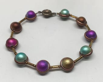 Saturn Bead Frame Bracelet Kit