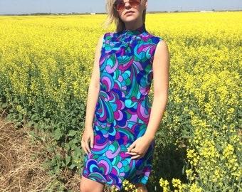 Pyschadelic Mama Dress