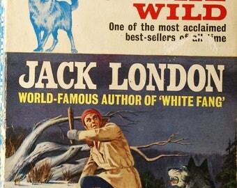 The Call of the Wild, Jack London, panther books, 1962
