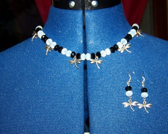 set Dragonfly (2 pieces)