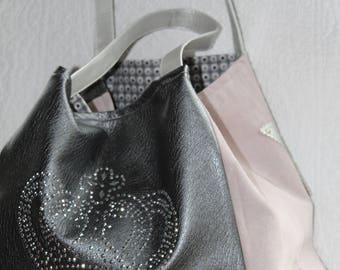 """Powdered Star"" Tote"