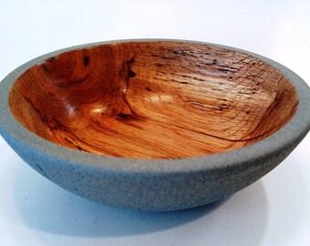 Oak Bowl, #722 (17)-2