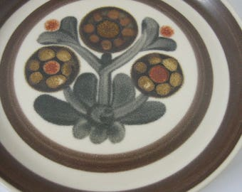 Five Denby/Langley Side Plates