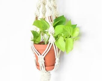 Macrame Plant Hanger, Hanging Planter, Macrame Plant Holder, Modern Planter, Plant Lady, Plant Stands Indoor, Large Macrame Plant Hanging