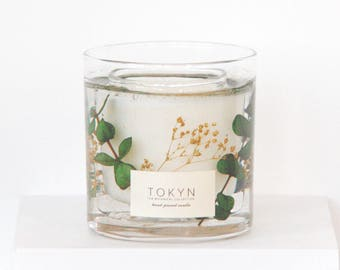 The Botanical Collection ~ Toyama Forest Mist - Scented Candle - Gift - Home Decor - Housewarming Gift