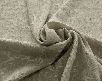 990092-007 JACQUARD-Pl 86%, Pa 12 percent, Ea 2%, width 150 cm, made in Italy, dry cleaning, weight 368 gr, Elastico