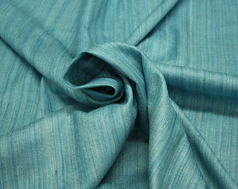 453144-natural Silk Rustic 100%, wide 135/140 cm, made in India, dry-washed, weight 240 gr