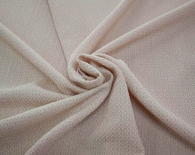 99004-140 CHANEL-Co 58%, Pa 27 percent, Pl 15%, Width 135 cm, made in Italy, dry cleaning, weight 276 gr