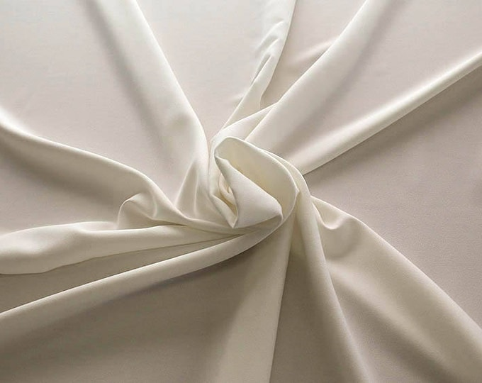 905004-Crepe 100% Polyester, width 150 cm, made in Italy, dry washing, weight 306 gr