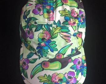 Tropical Toucans Five Panel