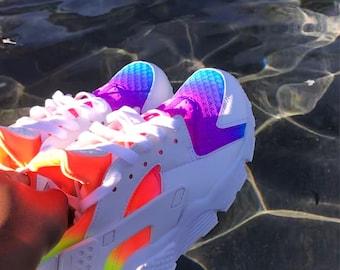 Hawaiian Breeze Custom Nike Huaraches