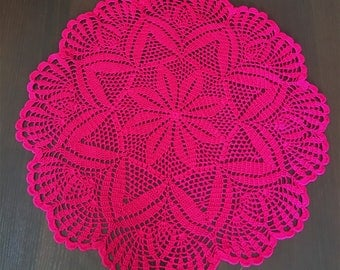 Home accents rustic decor table mat doilies crochet ready to ship handmade crochet crochet lace round doily kitchen coasters hand crocheted.