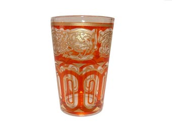 Oriental Glasses Tea Glass mint Morocco Arabic deco
