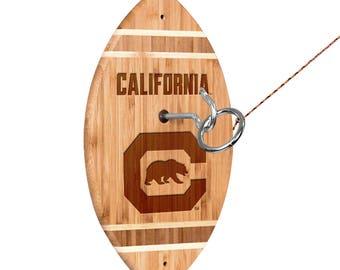 University of California Berkeley Golden Bears Tiki Toss
