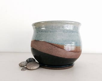 Shoreline Ceramic Planter