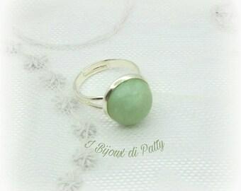 Anello verde chiaro
