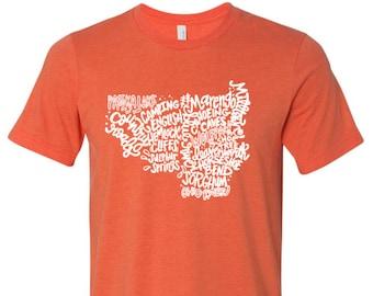 Crawford County Indiana Shirt- Indiana shirt- State Shirt
