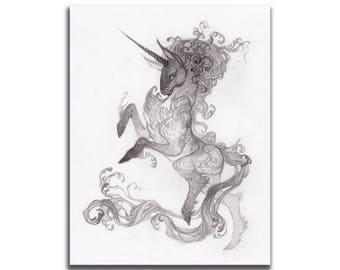 Dopamine 5.5 x 8.5 / 8.5 x 11 Art Print