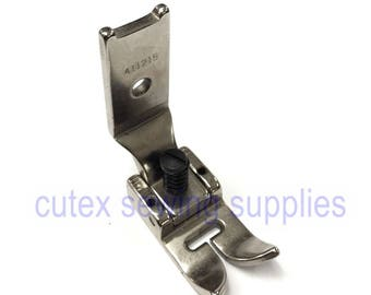 Hinged Zig Zag Presser Foot #411215 For Singer 107G, 107W, 140W, 143W, 457G