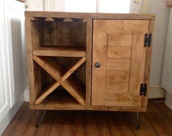 Wine storage cupboard/cabinet