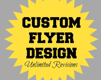 Event Flyer Template, Custom Flyer Design, Graphic Design Services, Business Flyer Template, Custom Graphic Design Flyer, Custom Party Flyer