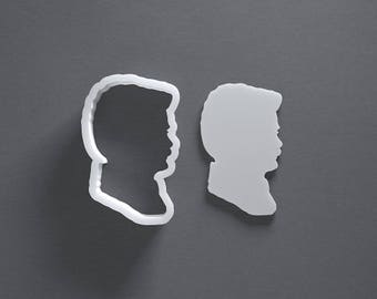 Ron Swanson cookie cutter, parks and recreation, parks and rec