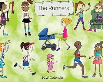 The Runners 2018 Calendar