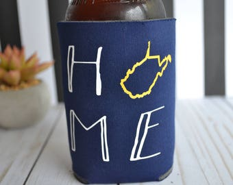Home - West Virginia WV Themed Can Sleeve