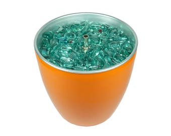 Water Feature Indoor Tabletop C  orange