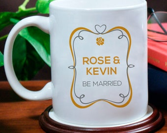 Very Attractive Be Married Personalized Mug