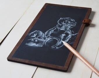 Chalkboard, chalk tablet, office chalkboard, recipe chalkboard, chalkboard sign, kitchen chalkboard, kitchen chalk board