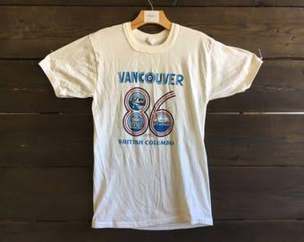 Vintage 80's Vancouver Tee