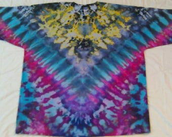 5XL Ice Tie Dye Gildan Ultra Cotton T-shirt