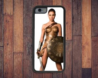 Wonder Woman iPhone 6/6s/7 Case