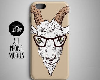Goat iPhone 8 Case Huawei P10 Case LG G6 Case iPhone 7 Case Samsung Galaxy S8 Case iPhone 8 Plus Case SE Galaxy S8 Plus iPhone 7 Plus Cover