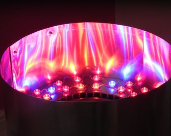 Stunning 3 foot tall LED Light 85% recycled by weight