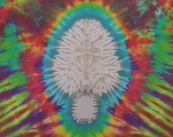 Medium Morel Mushroom Tie Dye T-Shirt