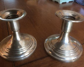 Manchester Silver Co. Weighted Candlesticks