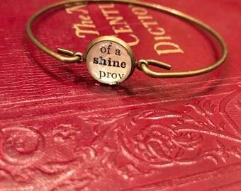 Shine Bangle Bracelet
